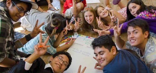 Chile nos interesa: Juventud, Ciudadanía y Democracia