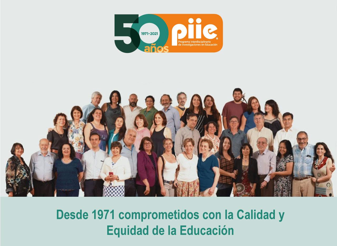 50° aniversario PIIE