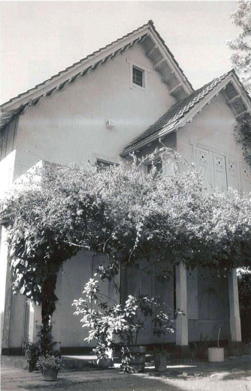 Antigua fachada sede PIIE