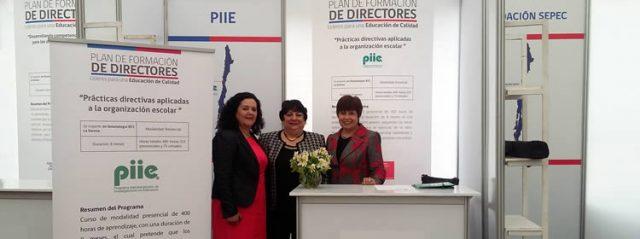 Organizadoras del curso Curso de Prácticas Directivas - CPEIP