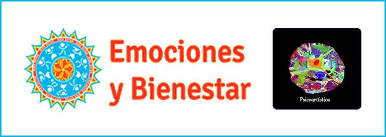 Logotipos Emociones y Bienestar - Psicoartística