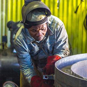 Trabajador metalúrgico