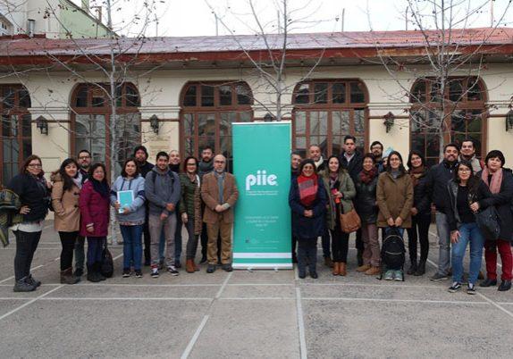 Grupo de estudiantes Campus PIIE